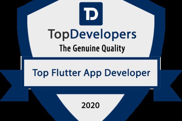 Flutter app development company 2020