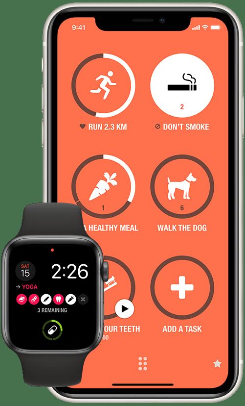 Habit tracker: Streak