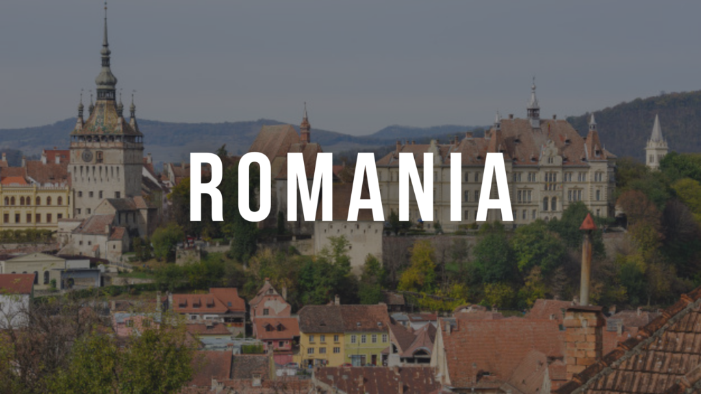 Outsourcing in Romania